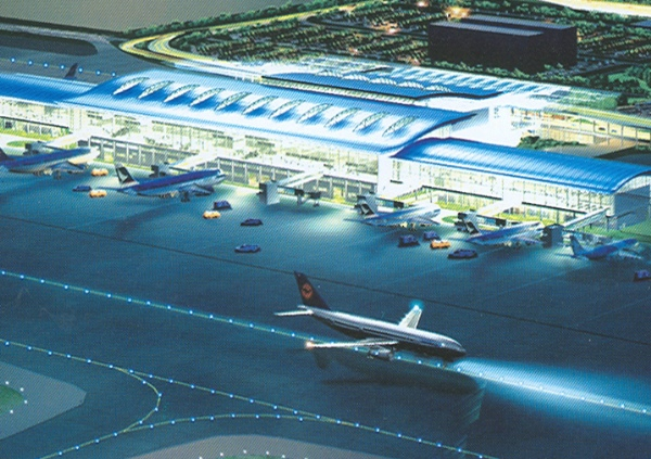Hyderabad Air Port Project