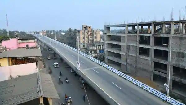 L&T BBT- Fly Over Project – Kolkata