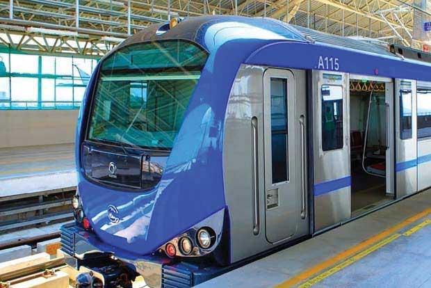 Chennai Matero Rails Ltd- ( AFCONS ,Gammon & L&T )