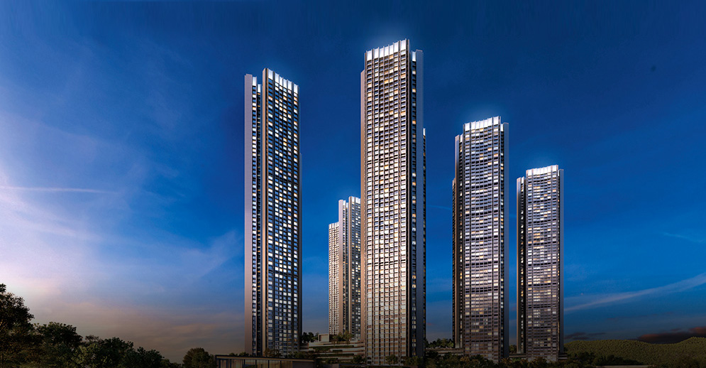 Reliance-L&T – Twin Towers Project- Mumbai