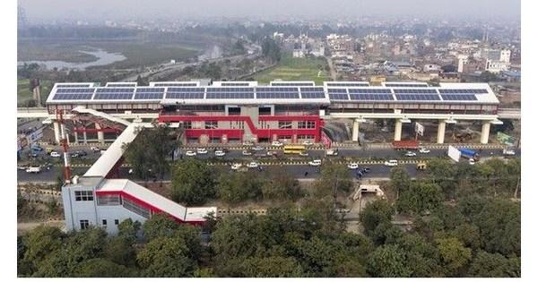 TATA Projects Limited- DMRC Project – Delhi