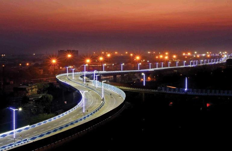 L&T- Garden Reach – Fly Over Project- Kolkata