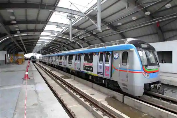 L&T Hyderabad Metro Limited- Hyderabad