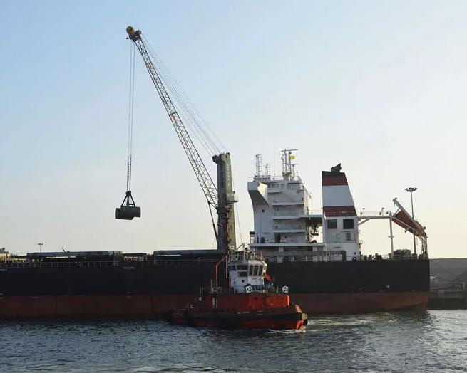 L&T- Geo- Multi Cargo – Ennore Port Project